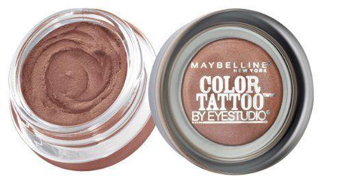 Maybelline Color Tattoo Bad To The Bronze Far