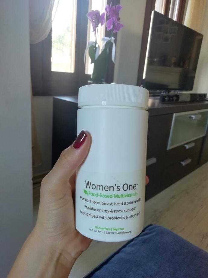 Women's One Food Based Multivitamin