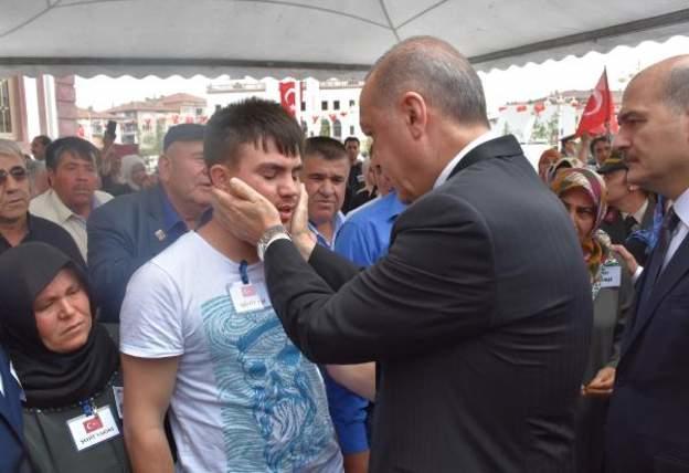 Hain Terör Saldırısı Sonrasında Erdoğan'dan Açıklama Geldi