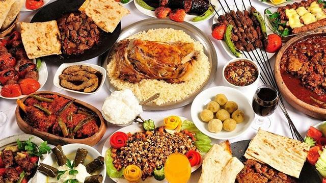 Turizmden Türk Yemeklerine 2,5 Milyar Dolar