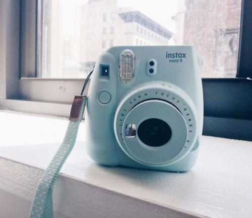Fujifilm Instax mini 9 kamera