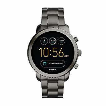 Fossil 3. Nesil Smartwatch
