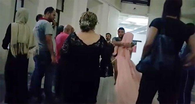 Düğün Konvoyuna Polis Baskını: Gelin Baba Evine, Damat Ceza Evine Gitti