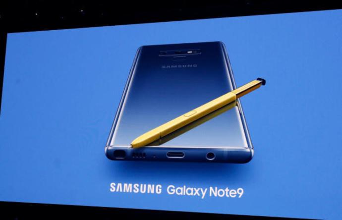 Samsung'un Yeni Bombası: İşte Tüm Özellikleriyle Galaxy Note 9