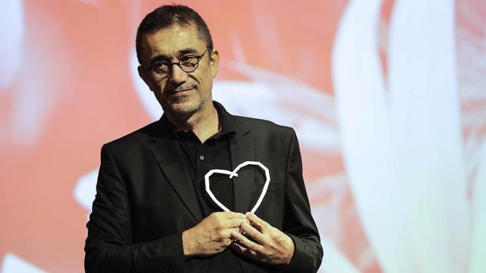 Nuri Bilge Ceylan'a 'Saraybosna'nın Kalbi' Ödülü Verildi