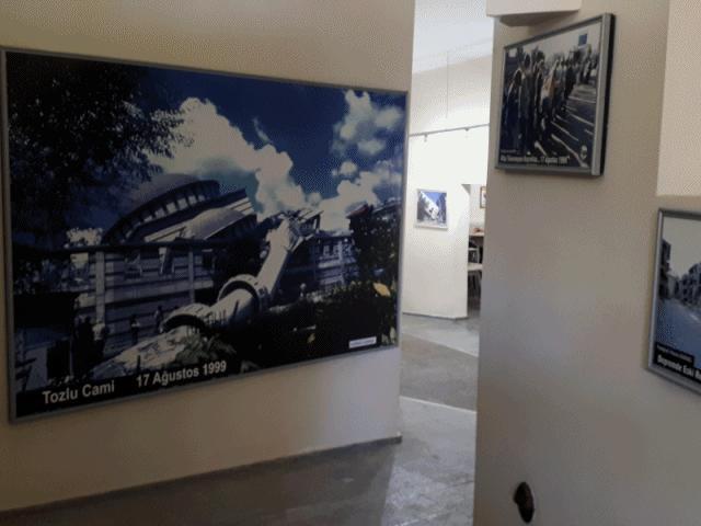 17 Ağustos 1999 Gölcük Depreminin Yıl Dönümünde, Sakarya Deprem Kültür Müzesi'ni Geziyorum!