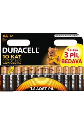 Duracell AA 12'li Pil