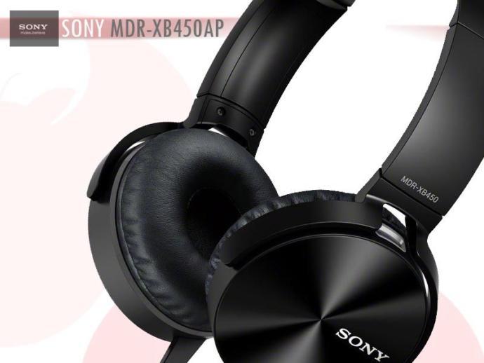 Sony SP Kulaklık (MDR-XB450AP)