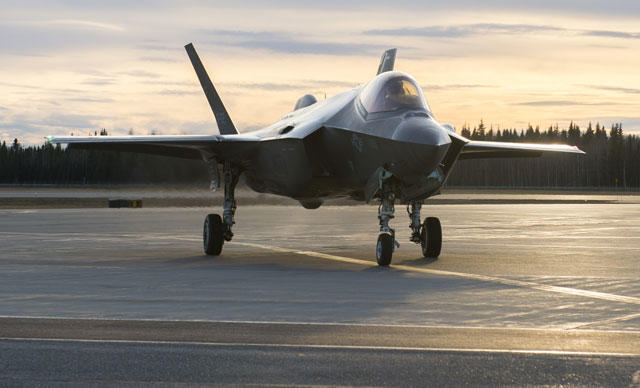 Sanayi Esnafından İlginç Teklif: F-35'i Biz Yapalım