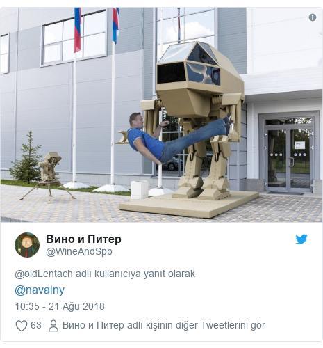 Rusya'nın Yeni Savaş Robotu, Ülkede Alay Konusu Oldu