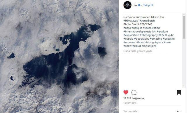 Uluslararası Uzay İstasyonu, Van Gölü Hatasını Düzeltti