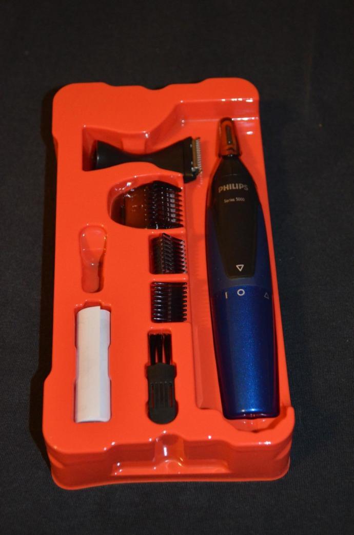 Philips Series 5000 NT5175/16 170 Watt, Burun ve Kulak Kılı İçin Tıraş Makinesi