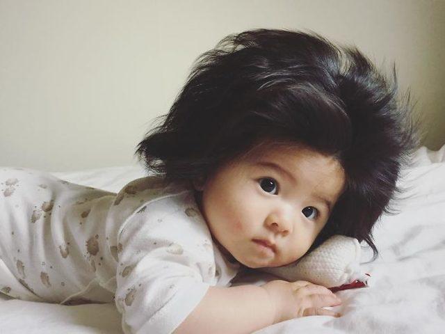 Japonyanın Fenomen Bebeği Chanco