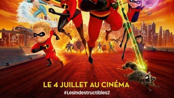 """Filim degerlendirmesii... inanılmaz aile2 """"The Incredibles 2"""""""