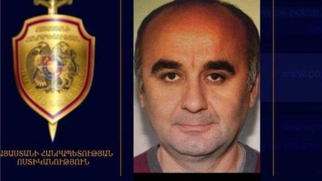 15 Temmuz Soruşturması Kapsamında Aranan Kemal Öksüz Ermenistan'da Yakalandı
