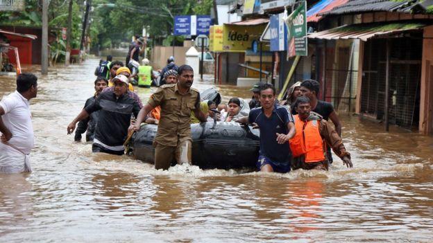 Hindistan'da Yaşanan Sel Felaketi Sonrasında Sıçan Humması Salgını: 11 Ölü