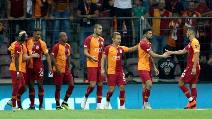 İşte Galatasaray'ın UEFA Şampiyonlar Ligi Kadrosu
