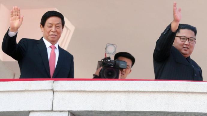 Kuzey Kore Kuruluşunun 70. Yıl Dönümünü Kutladı