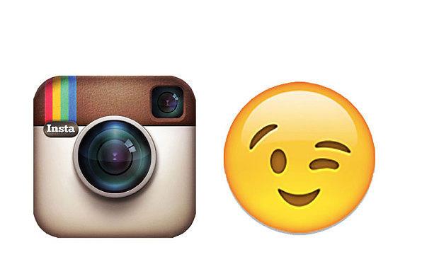 Instagram Emojilerle Renklendi