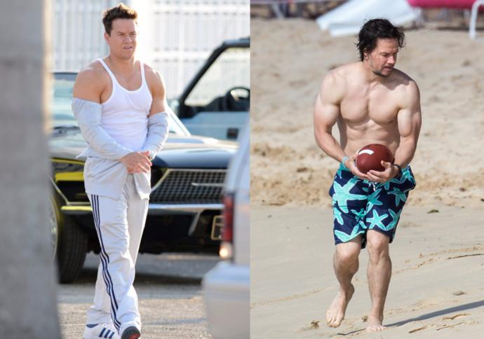 Ünlü Aktör Mark Wahlberg Formunu Korumasının Sırlarını Açıkladı