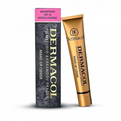Dermacol Make Up Cover Ultra Yoğun Kapatıcı -Ödüllü- Suya Dayanıklı Fondoten-Baz
