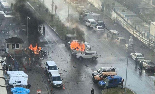 İzmir Adliyesi Saldırısında Yeni Gelişmeler Yaşandı