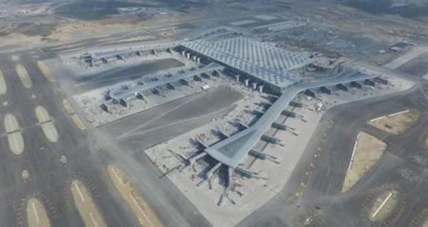 Ulaştırma Bakanlığı: 3. Havalimanı Söz Verdiğimiz Gibi 29 Ekim'de Açılacaktır