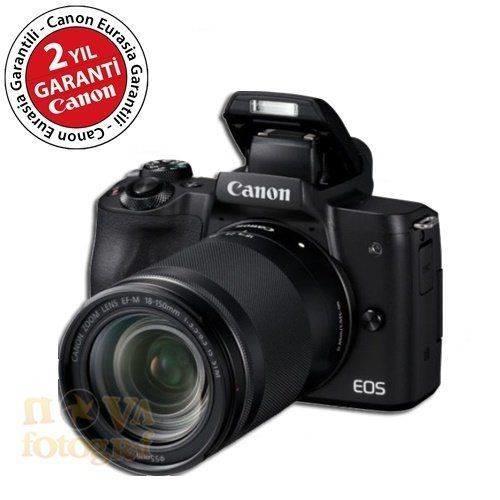 Canon EOS M50 Dijital Kamera