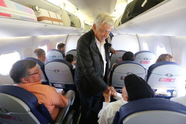 Meksika Devlet Başkanı: Bu Kadar Yoksulluk Varken Lüks Uçağa Binmeye Utanırım