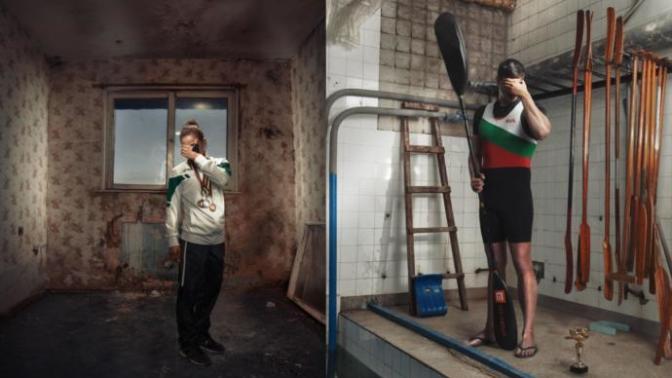 Bulgaristan'da Yaşayan Profesyonel Kürek Sporcularından 'Utanç Tabloları'