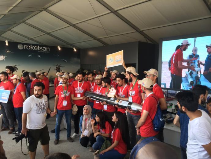 Ayaklarımızın Yerden Kesildiği Festival: Teknofest'i Geziyorum!