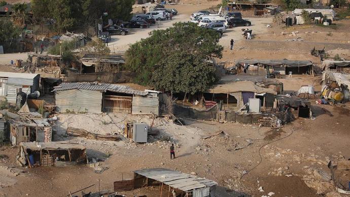 İsrail'den Filistinlilere İhtar: Evlerinizi Kendiniz Yıkın
