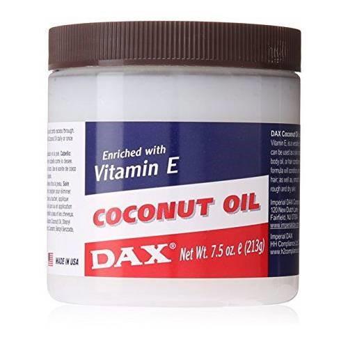 Dax Coconut Oil 213 gr Saç ve Cilt için Hindistan Cevizi Yağı