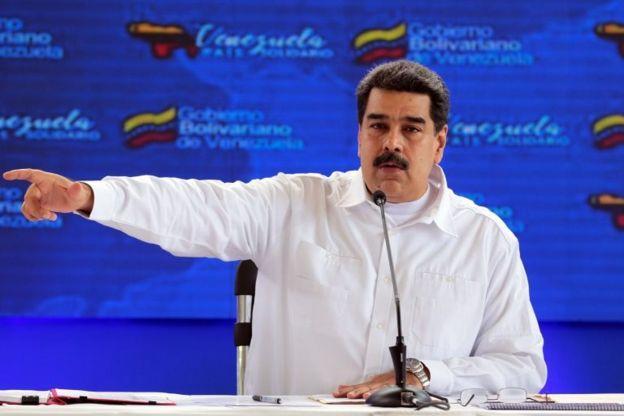 Trump: Maduro ile Bir Araya Gelebilirim
