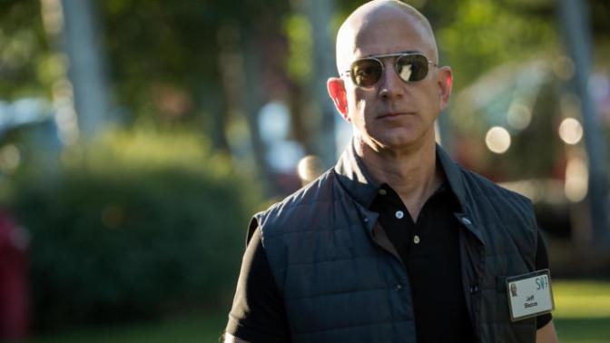 Dünyanın En Zengin İnsanı, Amazon'un Kurucusu İmparator Jeff Bezos!