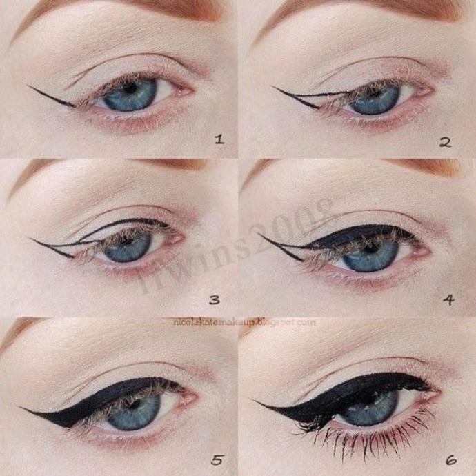 Mükemmel Bir Eyeliner Çekmenin 7 Önemli Adımı