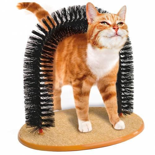 Purrfect Arch Kedi Tırmalama ve Kaşınma Tahtası Kedi Oyuncağı Tırmalama Halısı Tırmalaması
