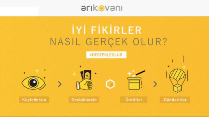 Türkiye'nin İlk Teknoloji Girişim Mağazası Olan Arıkovanı'na Gelin Birlikte Çomak Sokalım!