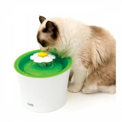 Catit Senses Flower Fountain Otomatik Su Kabı