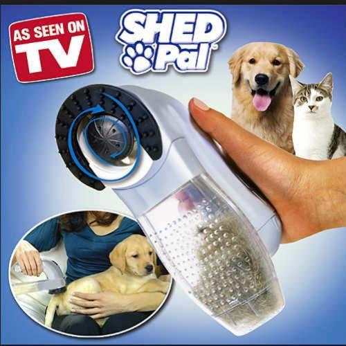 Shed Pal Kedi Köpek Vakumlu Tüy Çekme Makinesi Tüy Toplama Kıl Alma Alet Tüy Toplayıcı Traş Makinesi