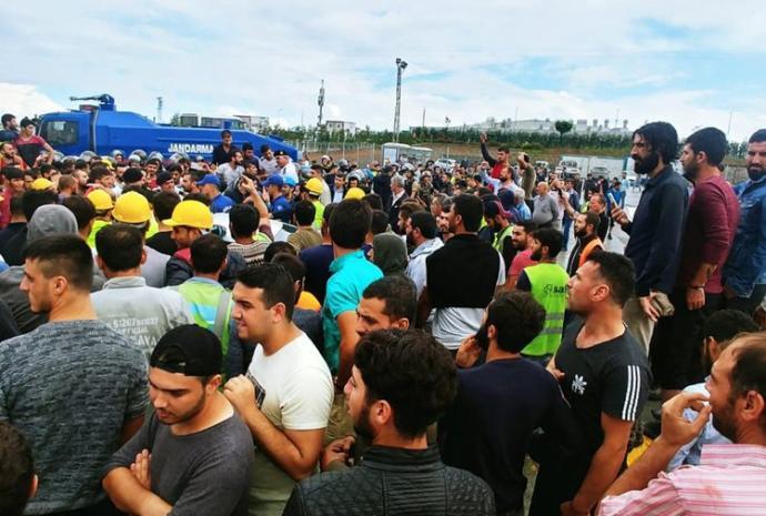 3. Havalimanı İşçileri Anlatıyor: Şantiye Açık Cezaevi Gibi