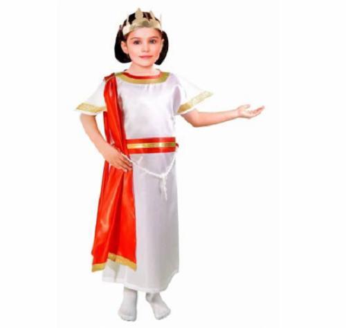 Romalı Kız Kostümü
