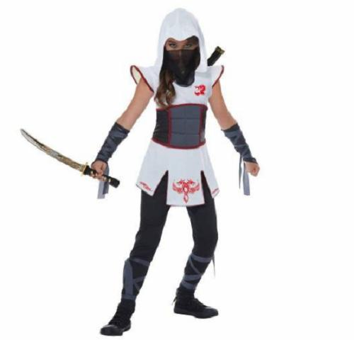 Ninja Kız Çocuk Kostümü