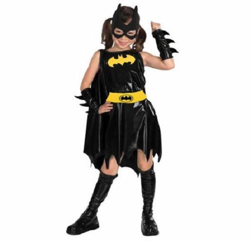 Batgirl Kız Çocuk Kostümü