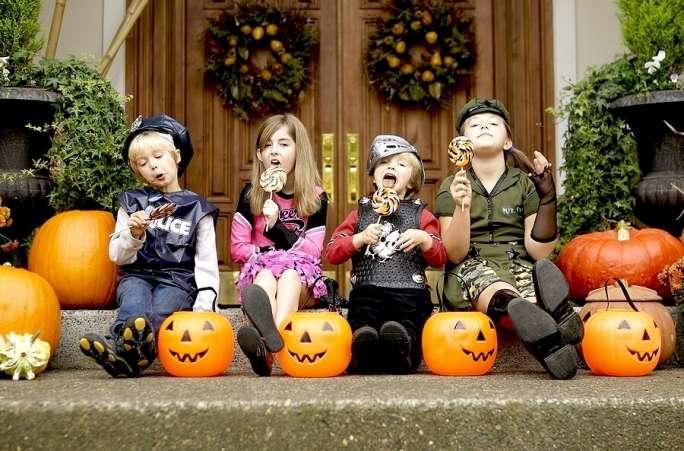 Halloween partisi