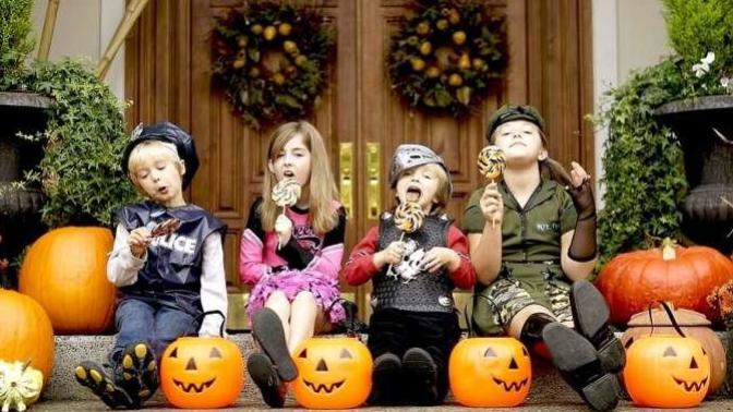 Kız Çocuklarını Partilerin Yıldızı Yapacak Halloween Parti Kıyafetleri
