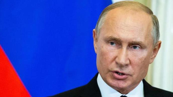 Putin'den Dolar Açıklaması Geldi