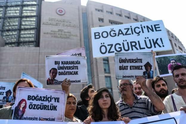 Boğaziçi Üniversitesi Öğrencilerinin Yurtdışına Çıkış Yasağı Kaldrıldı