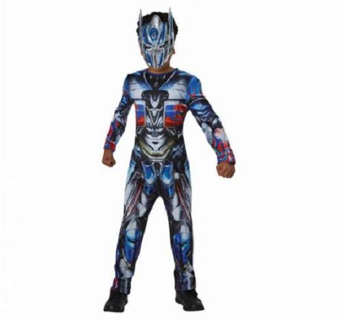 Transformers 5 Optimus Prime Orijinal Erkek Çocuk Kostümü