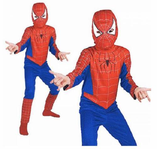 Örümcek adam erkek çocuk kostümü